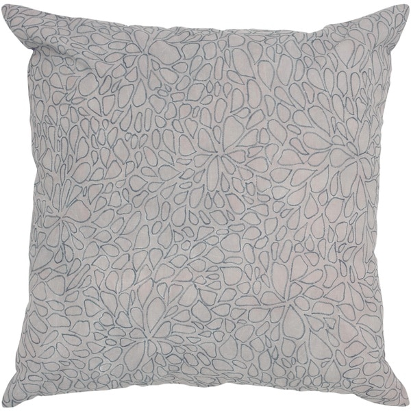 Shop Rizzy Home Stone Wash Anna Redmond 40inch Decorative Throw Magnificent How To Wash A Decorative Pillow