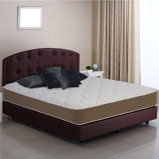 Wolf Serene Siesta Firm Twin-size Wrapped Coil Innerspring Mattress