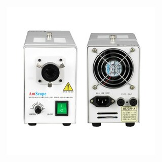 150W Fiber Optical Microscope Illuminator Light Box