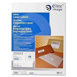 Elite Image Mailing Laser Label (1400 per Pack)