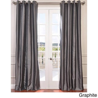 grey 96 inches blackout curtains drapes shop the best deals for may 2017. Black Bedroom Furniture Sets. Home Design Ideas