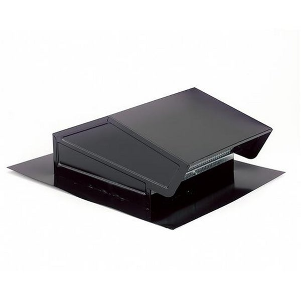 Broan Nutone Black Steel Roof Cap For 3 1 4 Inch X 10