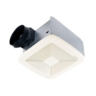 Broan NuTone 110 CFM 0.9 Sones Energy Star Fan/ Fluorescent Light/ Night Light QTXE110FLT