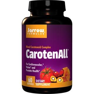 Jarrow Formulas CarotenALL Mixed Carotenoid Complex (60 Softgels)