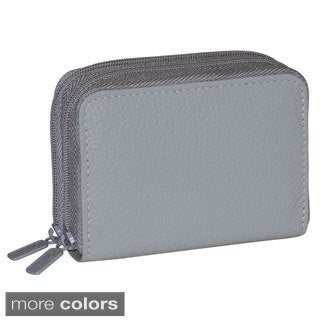 Buxton Hudson Leather Wizard Wallet