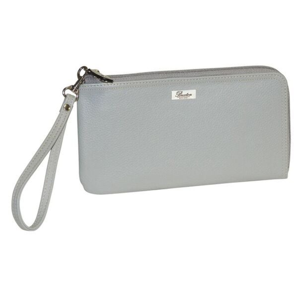 Shop Buxton Westcott RFID L-Zip Expandable Wallet - Free Shipping On ... 3ce51f811a5a6