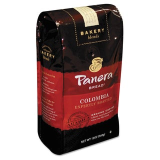 Panera Bread Colombia Roast 12 oz Bag Ground Coffee