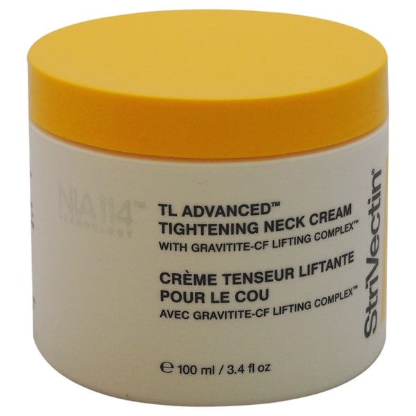 Strivectin TL Advanced Tightening Neck Cream - Not Boxed 1.7 oz Exfoliating Cleanser - Soft Polishing Cream 6oz
