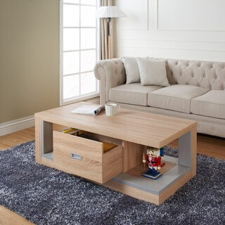 Furniture of America Robyn Contemporary Storage Coffee Table