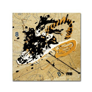 Roderick Stevens 'Dynomite' Canvas Art