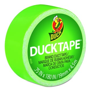 Duck Lime Ducklings DuckTape