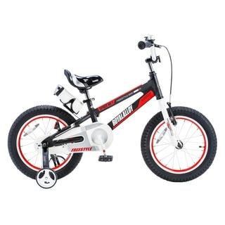 RoyalBaby Space No. 1 Aluminum Kid's Bike with Training Wheels