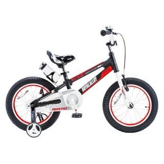 RoyalBaby Space No. 1 Aluminum 12-inch Kids' Bike with Training Wheels