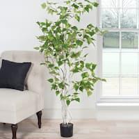 Romano 5-foot Indoor/ Outdoor Artificial Tree