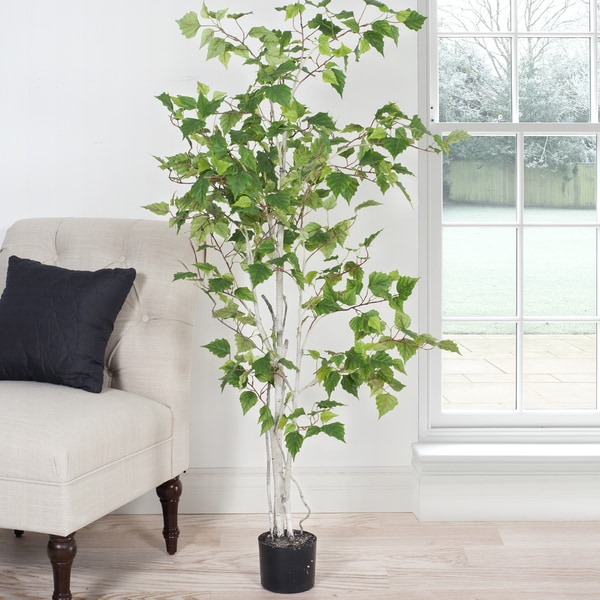Romano 5-foot Indoor/ Outdoor Artificial Tree. Opens flyout.