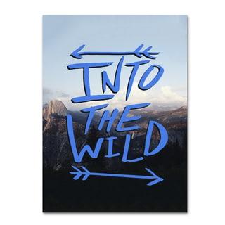 Leah Flores 'Into the Wild, Yosemite' Canvas Art