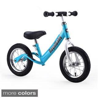 Royalbaby 12 inch Kid's Bike, Boy's Bike, Girl's Bike Balance Bike, Running Bike, Push Bike, No Pedal Bike, in 4 colors