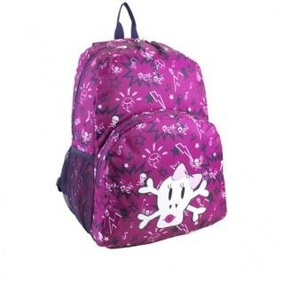 Fuel Dome Girl Skull Backpack