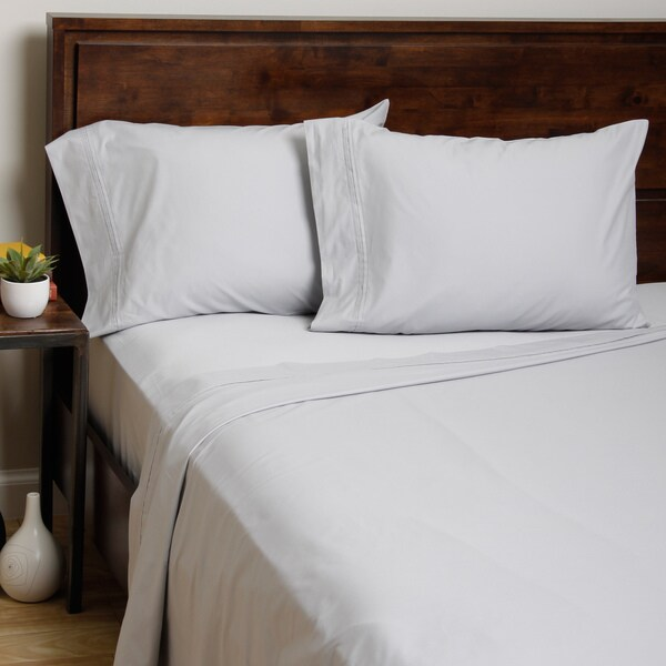 Moments 400 Thread Count  Egyptian Cotton FitRite Sheet Set