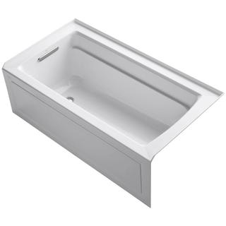 Kohler Archer 5 Foot Left Drain Soaking Tub