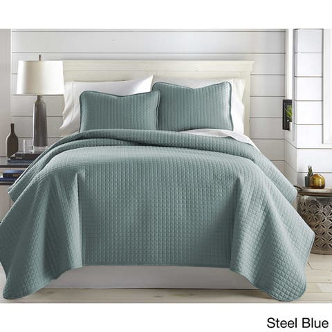 47a5353fd7ee6 Size Queen Blue Quilts & Coverlets | Find Great Bedding Deals ...