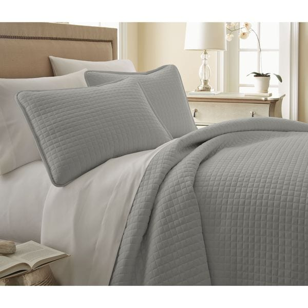 Southshore Fine Linens Oversized 3-piece Quilt Set - On Sale ... : overstock quilts king - Adamdwight.com