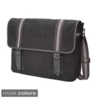 Canvas Messenger Bags - Shop The Best Brands Today - Overstock.com
