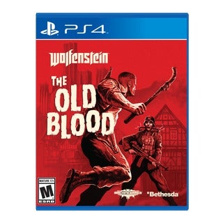 PS4 - Wolfenstein: The Old Blood