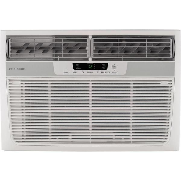 Frigidaire FFRH1822R2 - 18,500 BTU Window-Mounted Room AC w/ Heat - White