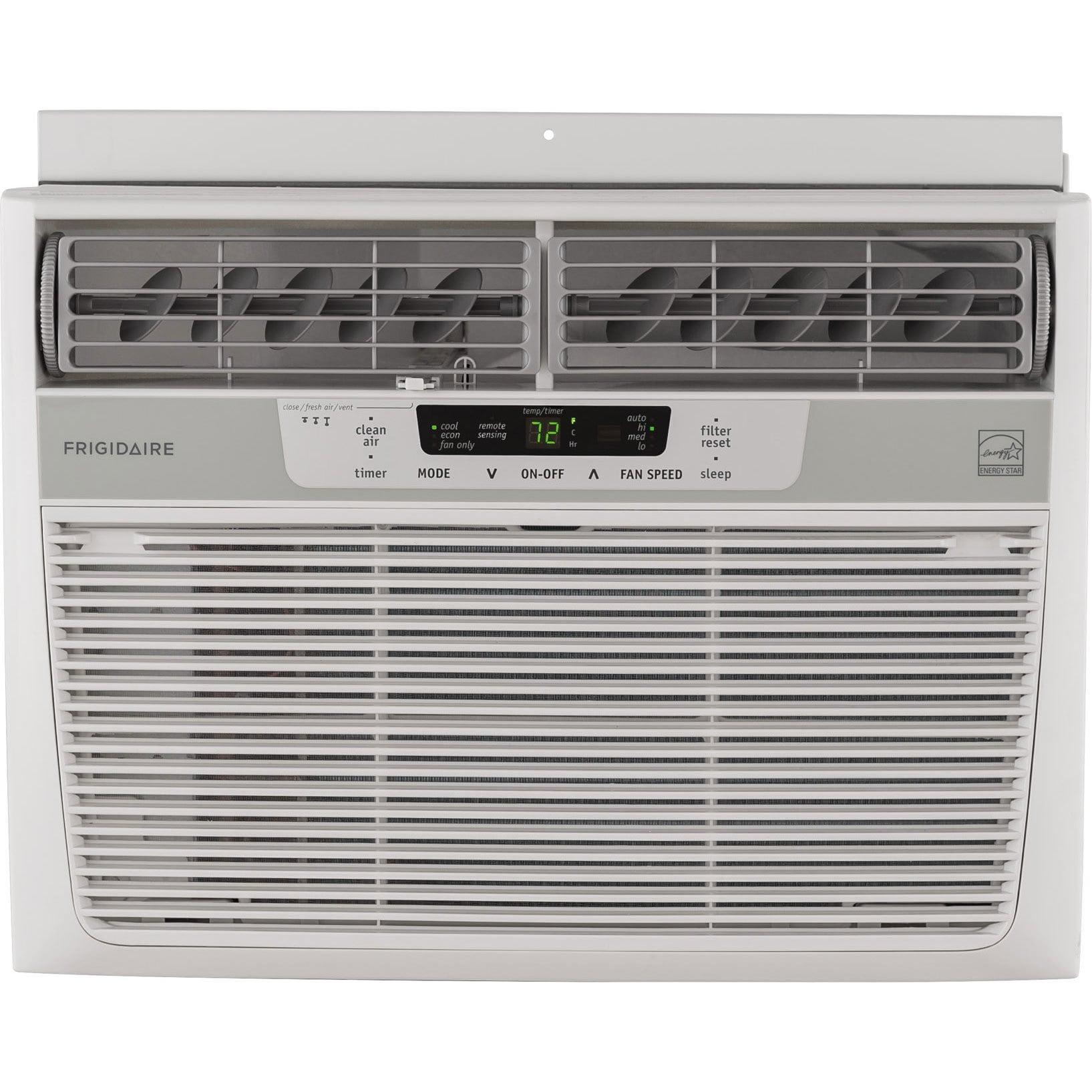 Frigidaire 12,000 BTU Window Air Conditioner - White Frigidaire 12,000 BTU Window Air Conditioner