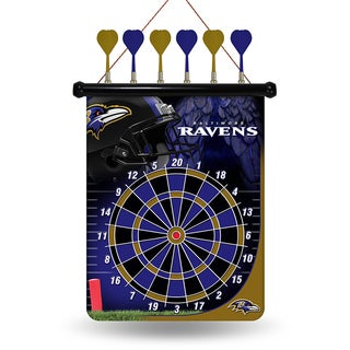 Baltimore Ravens Magnetic Dart Set