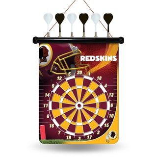 Washington Redskins Magnetic Dart Set