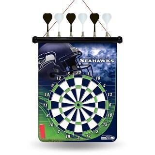 Seattle Seahawks Magnetic Dart Set