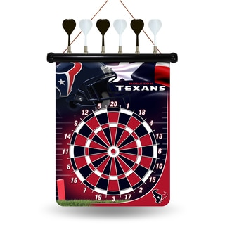 Houston Texans Magnetic Dart Set