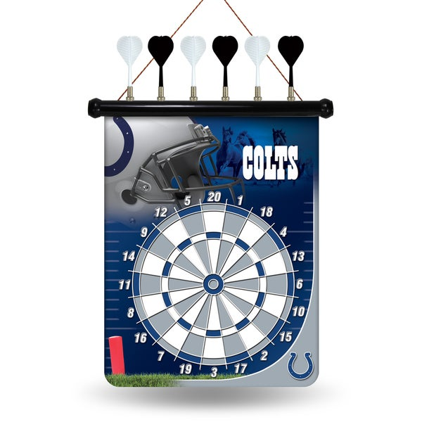 Indianapolis Colts Magnetic Dart Set