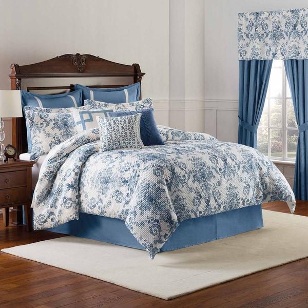 Williamsburg Randolph 4-piece Comforter Set