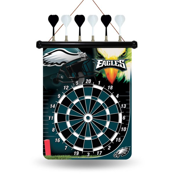 Philadelphia Eagles Magnetic Dart Set