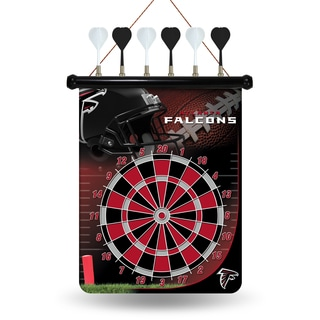 Atlanta Falcons Magnetic Dart Set