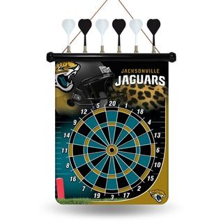 Jacksonville Jaguars Magnetic Dart Set