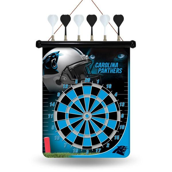 Carolina Panthers Magnetic Dart Set