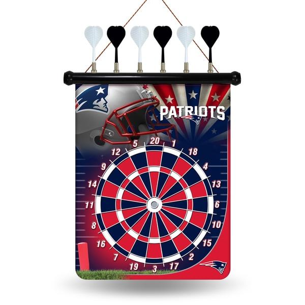 New England Patriots Magnetic Dart Set