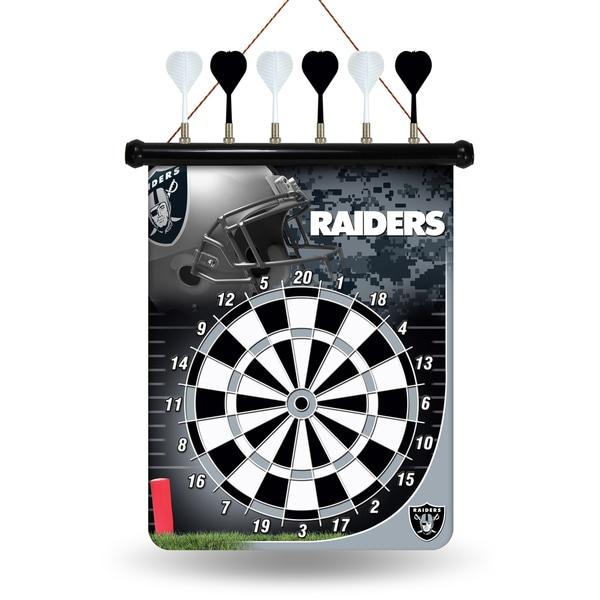 Oakland Raiders Magnetic Dart Set