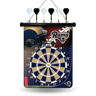 Los Angeles Rams Magnetic Dart Set