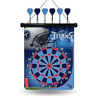 Tennessee Titans Magnetic Dart Set