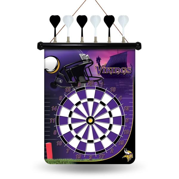 Minnesota Vikings Magnetic Dart Set