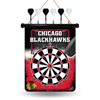 Chicago Blackhawks Magnetic Dart Set
