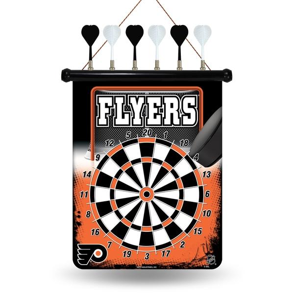 Philadelphia Flyers Magnetic Dart Set