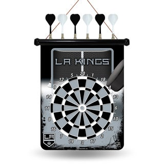 Los Angeles Kings Magnetic Dart Set