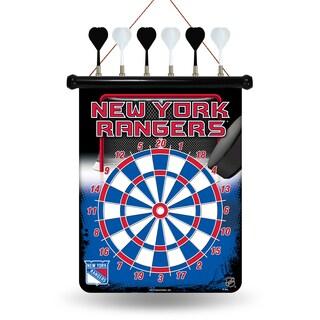 New York Rangers Magnetic Dart Set