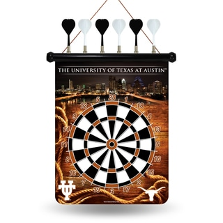 Texas Longhorns Magnetic Dart Set